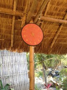 Orologio birmano