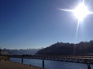 Inverno, mattina, Porto
