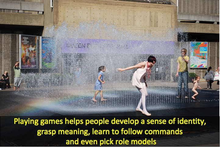 games lessons